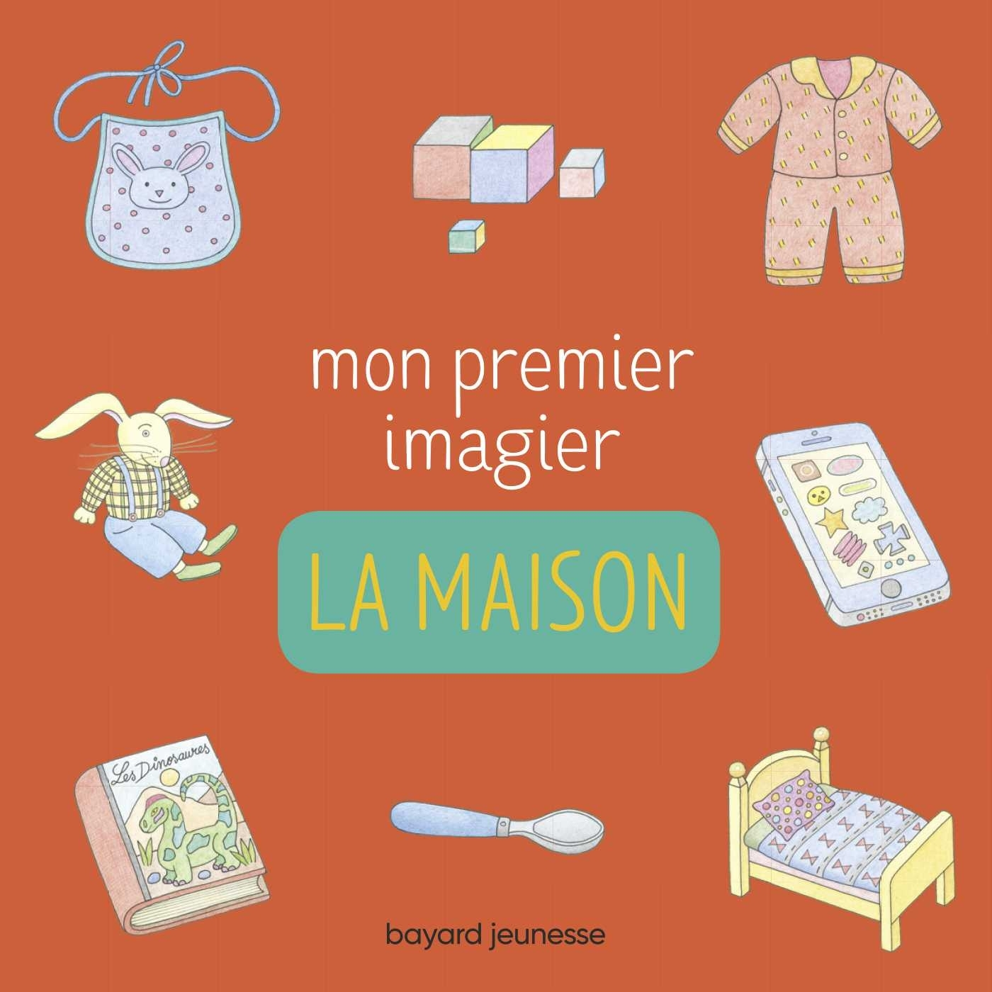 MON PREMIER IMAGIER - LA MAISON