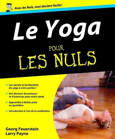 YOGA POUR LES NULS (LE)