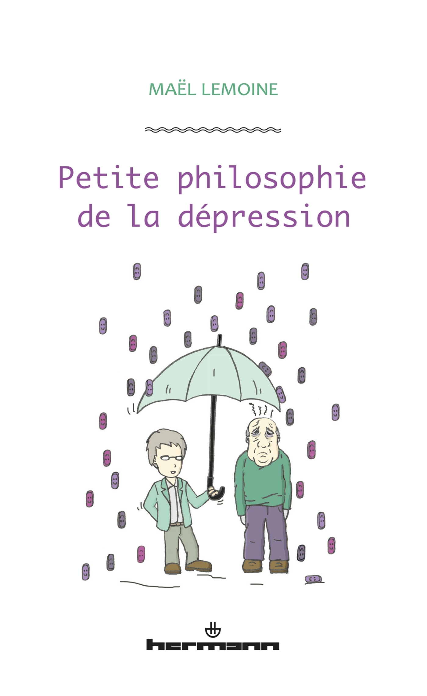 PETITE PHILOSOPHIE DE LA DEPRESSION