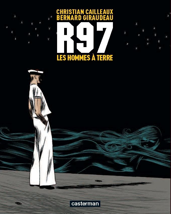 R97 - LES HOMMES A TERRE