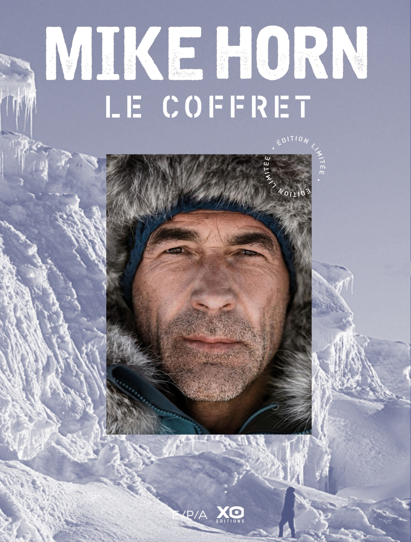 MIKE HORN - LE COFFRET - EDITION LIMITEE