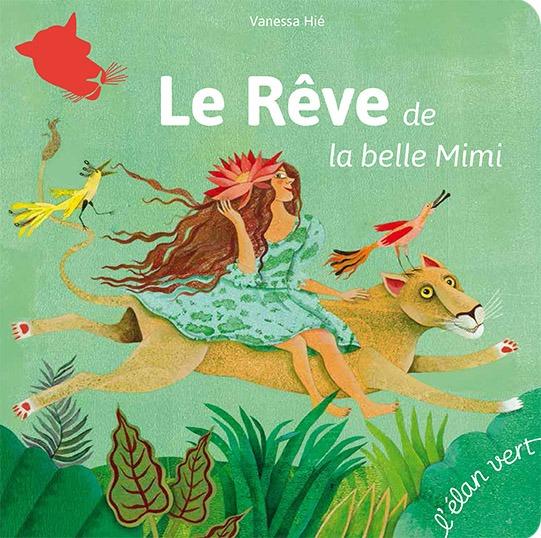 LE REVE DE LA BELLE MIMI (COLL. PREMIERS PAS) - LE DOUANIER ROUSSEAU