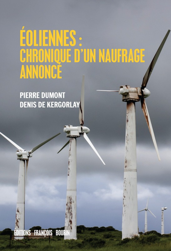 EOLIENNES CHRONIQUE D'UN NAUFRAGE ANNONCE