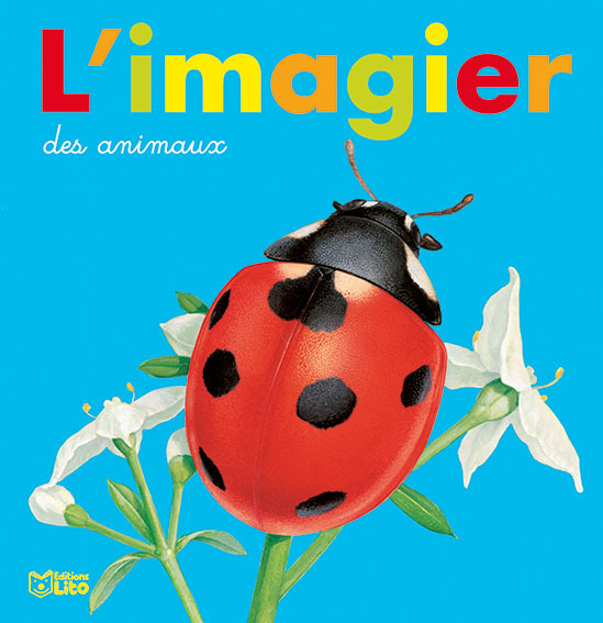 LIVRE IMAGIER DES ANIMAUX