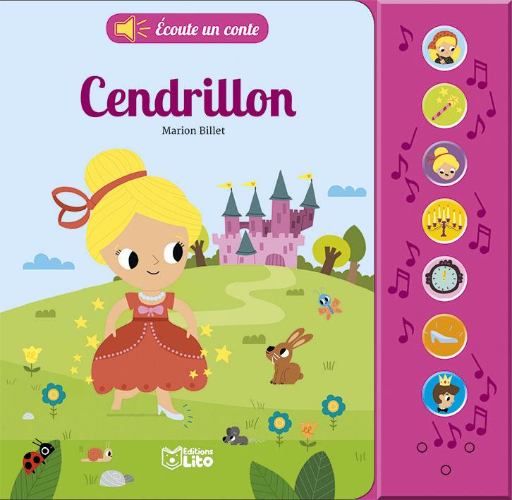 ECOUTE UN CONTE CENDRILLON