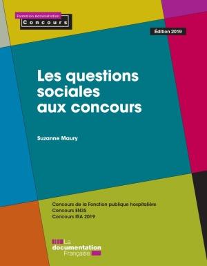 QUESTIONS SOCIALES AUX CONCOURS (LES)