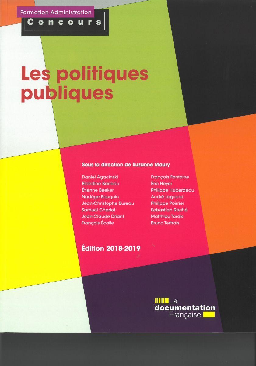 POLITIQUES PUBLIQUES (LES)
