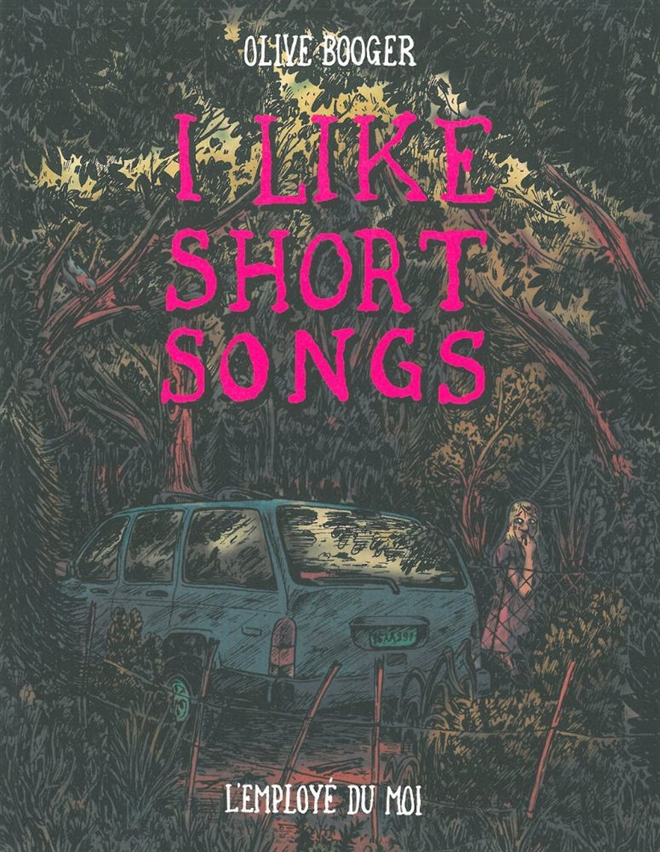 I LIKE SHORT SONGS