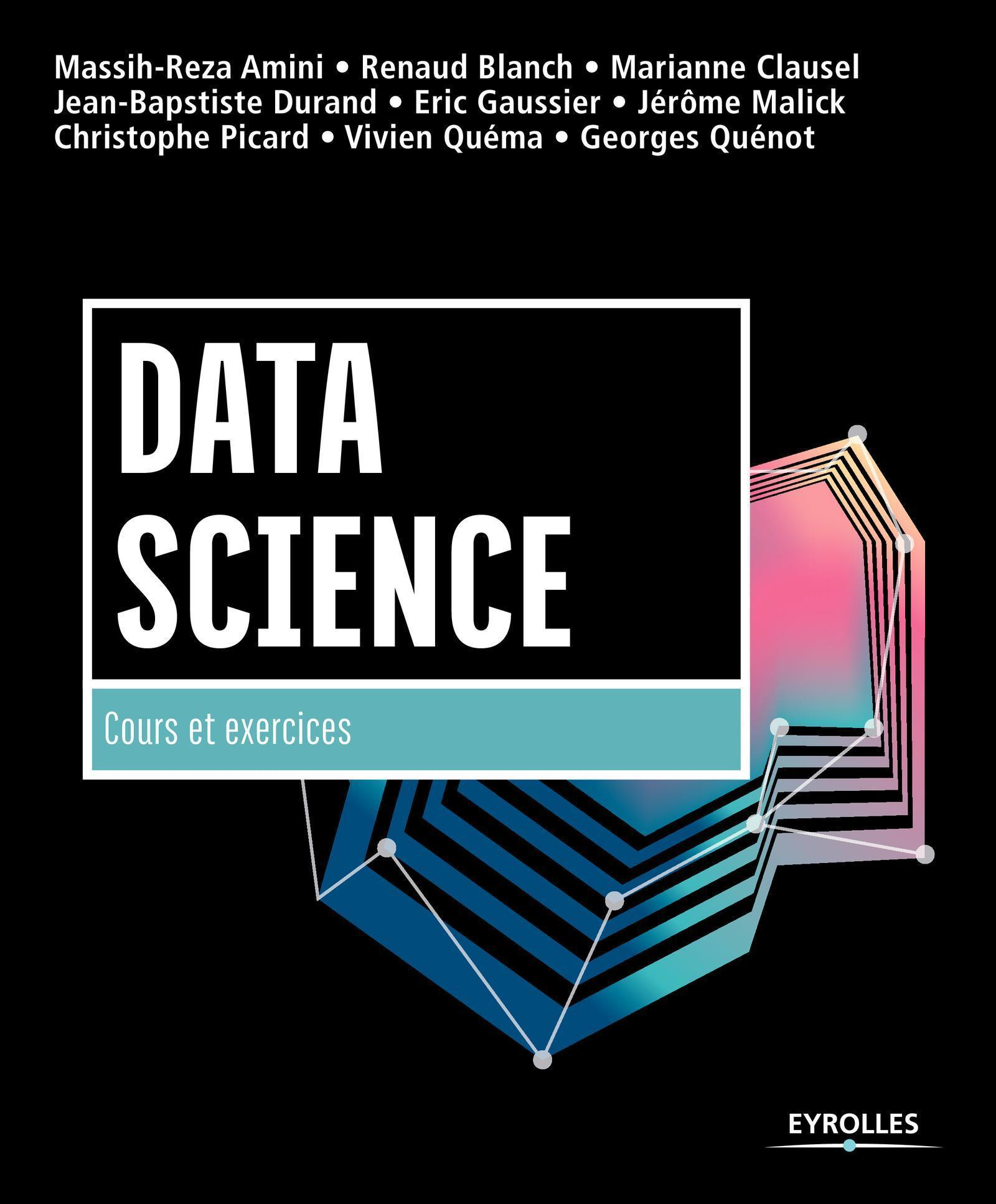 DATA SCIENCE  COURS ET EXERCICES