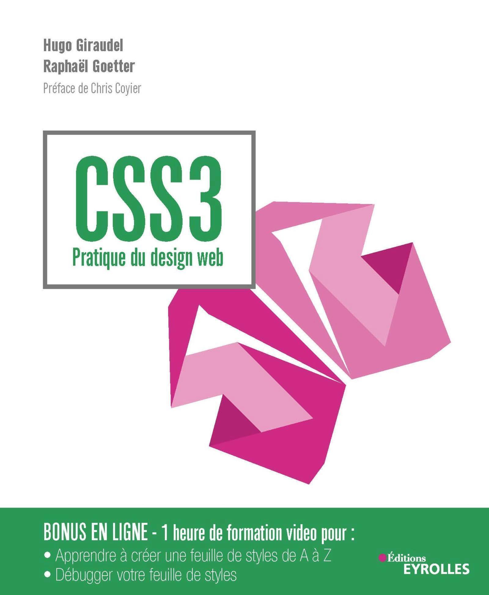 CSS3 - PRATIQUE DU DESIGN WEB