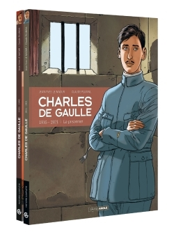 PACK DECOUVERTE CHARLES DE GAULLE VOLUMES 1 ET 2 - VOLUME 1 OFFERT