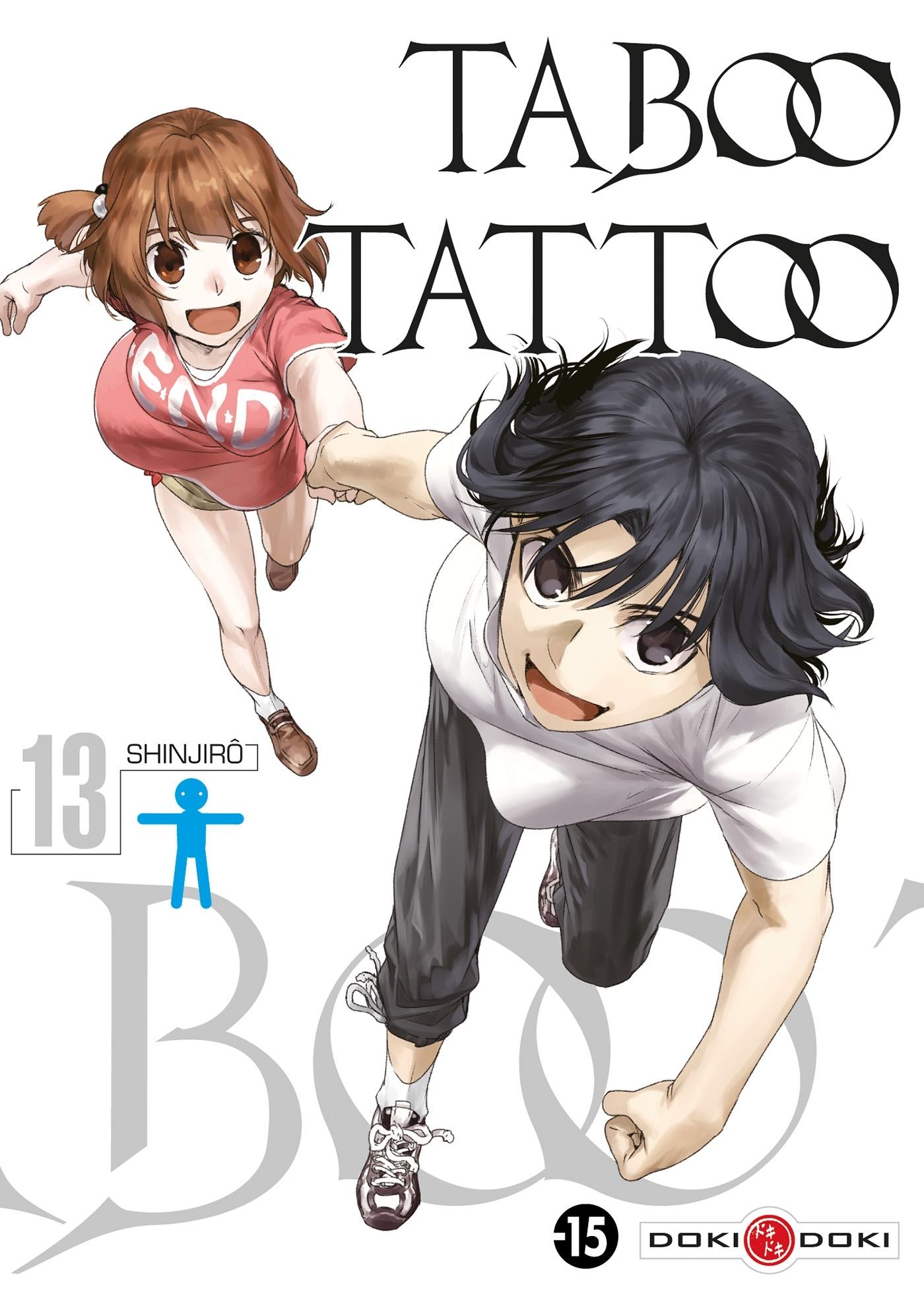 TABOO TATTOO - VOLUME 13
