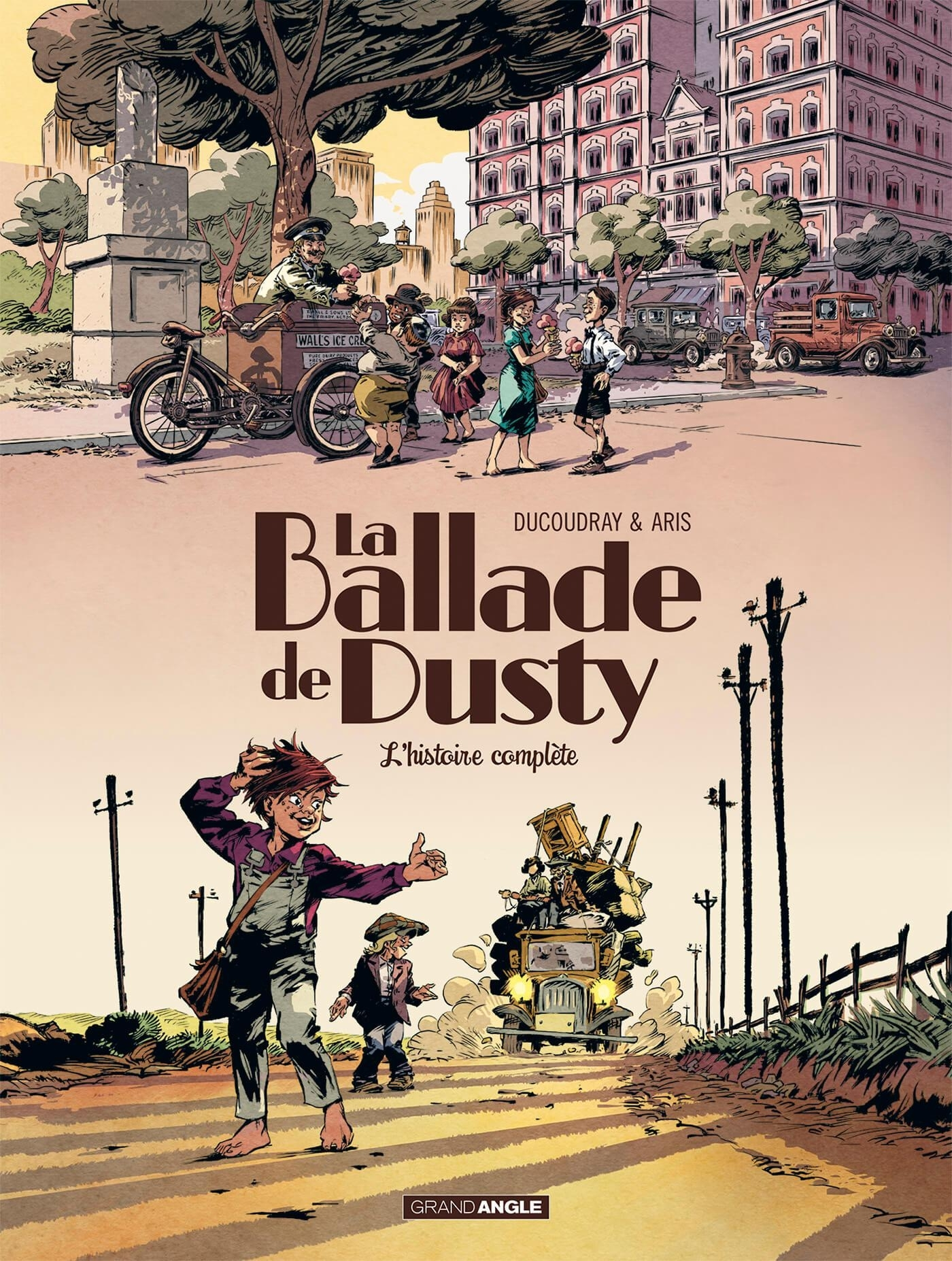 BALLADE DE DUSTY - ECRIN