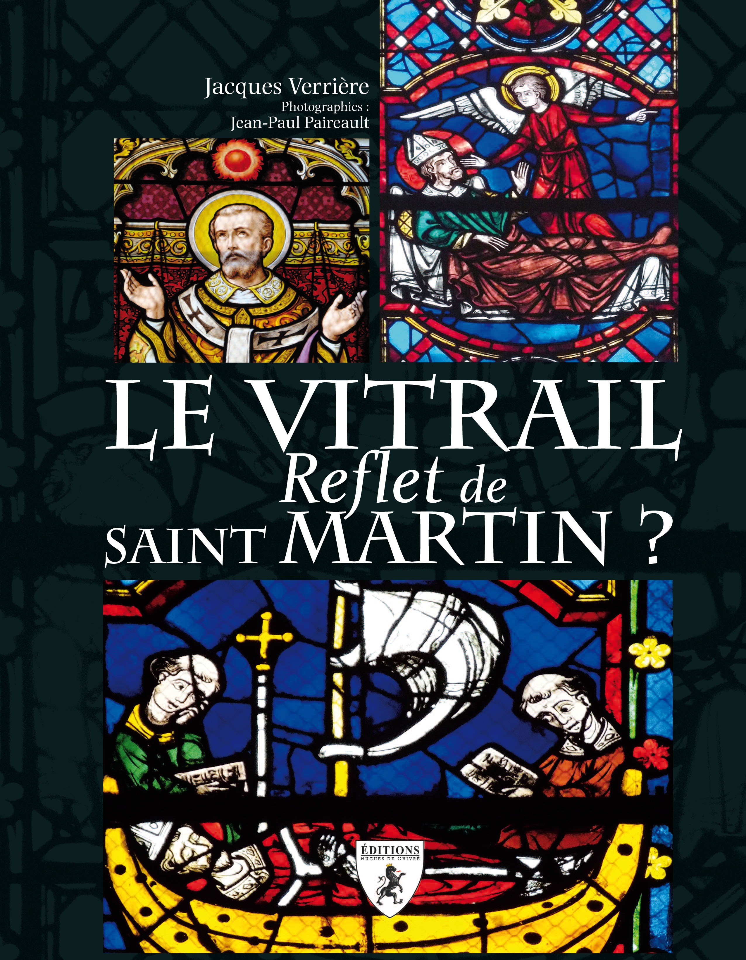 LE VITRAIL, REFLET DE SAINT-MARTIN ?