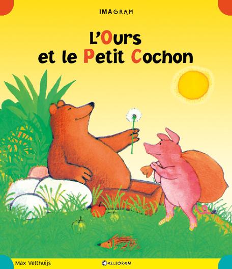 L'OURS ET LE PETIT COCHON