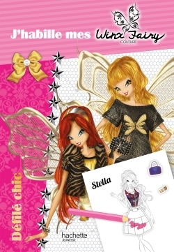 WINX FAIRY COUTURE - J'HABILLE 1 - DEFILE CHIC