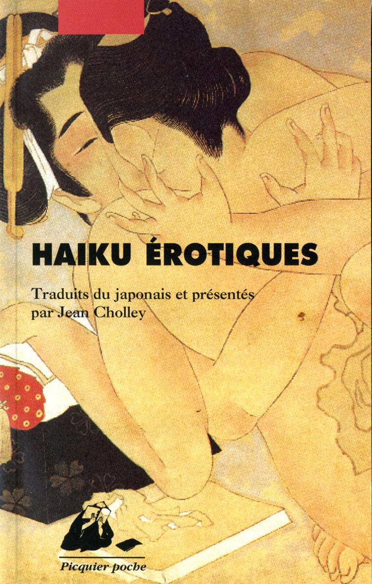 HAIKU EROTIQUES ANCIENNE EDITION