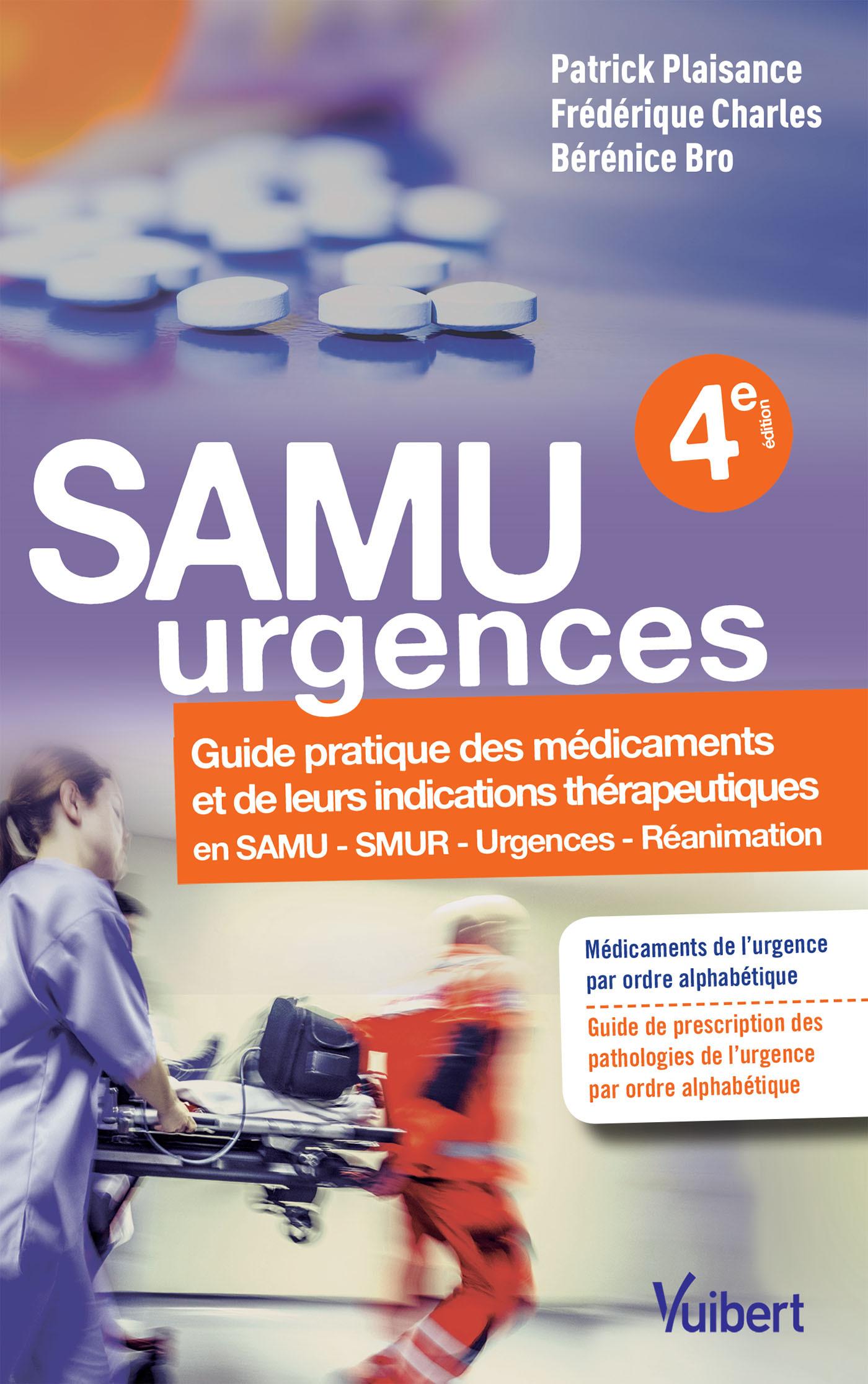 SAMU URGENCES 4E EDT