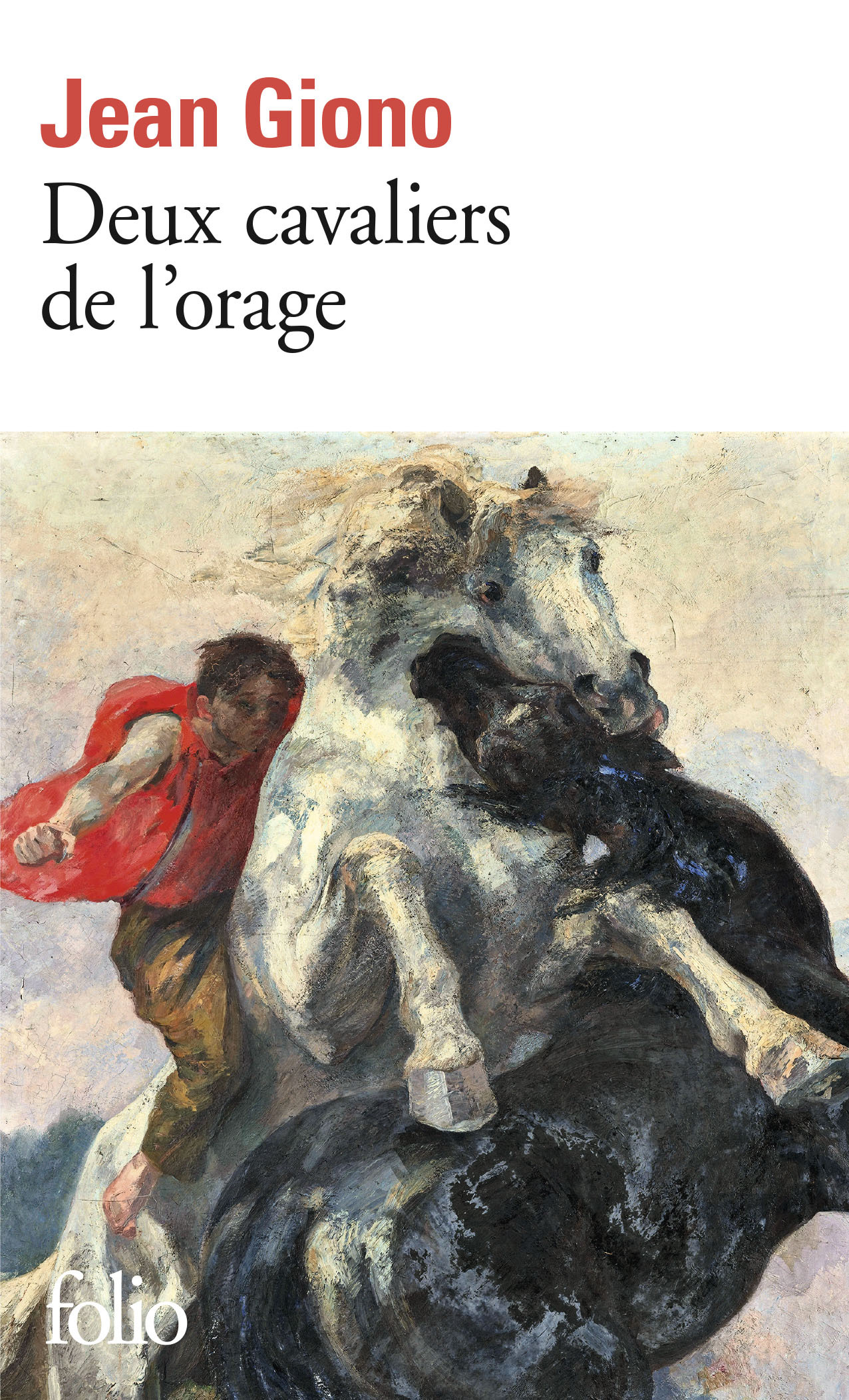 DEUX CAVALIERS DE L'ORAGE