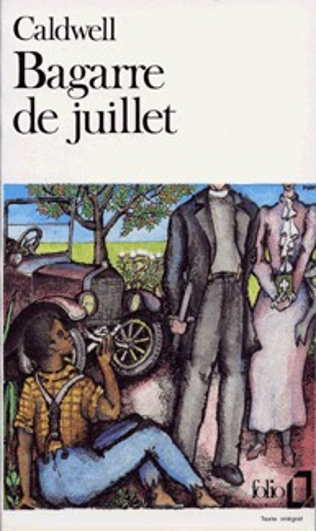 BAGARRE DE JUILLET