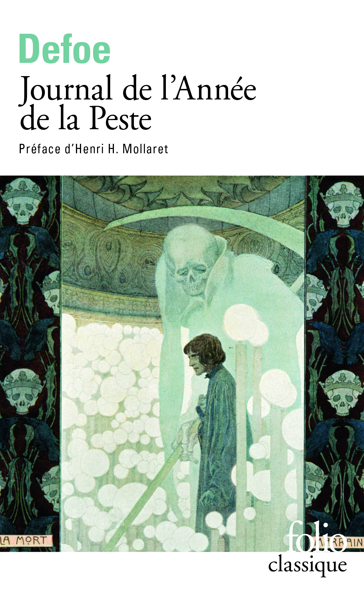 JOURNAL DE L'ANNEE DE LA PESTE