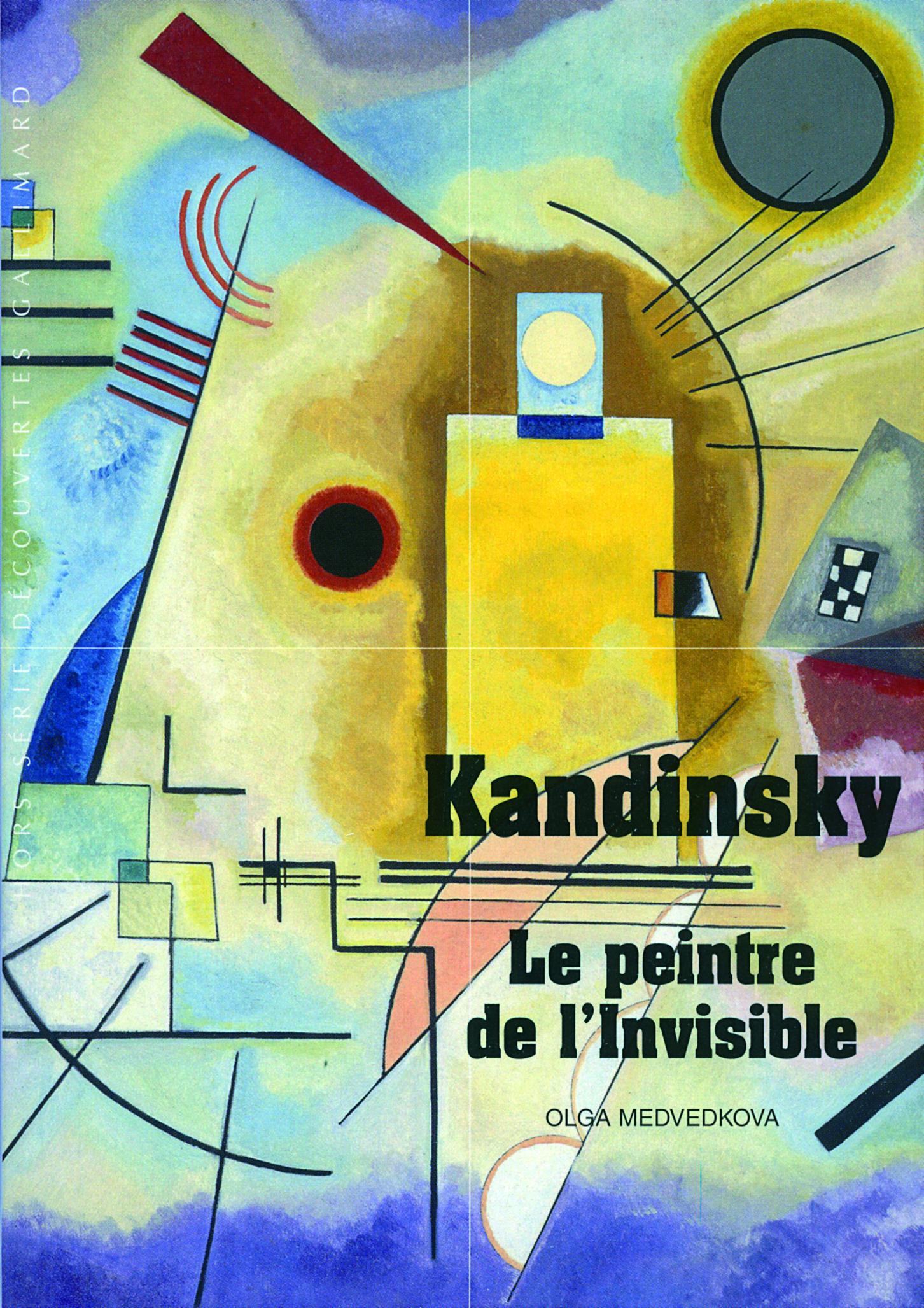 KANDINSKY - LE PEINTRE DE L'INVISIBLE