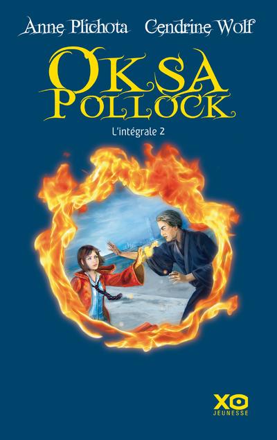 OKSA POLLOCK - L'INTEGRALE - TOME 2 - VOL02