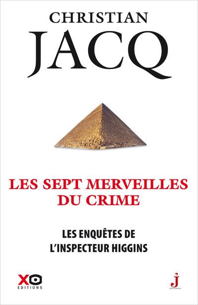 LES ENQUETES DE L'INSPECTEUR HIGGINS - TOME 34 LES SEPT MERVEILLES DU CRIME - VOL34
