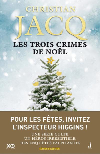 HIGGINS - TOME 3 LES TROIS CRIMES DE NOEL (EDITION COLLECTOR 2019) - VOL03