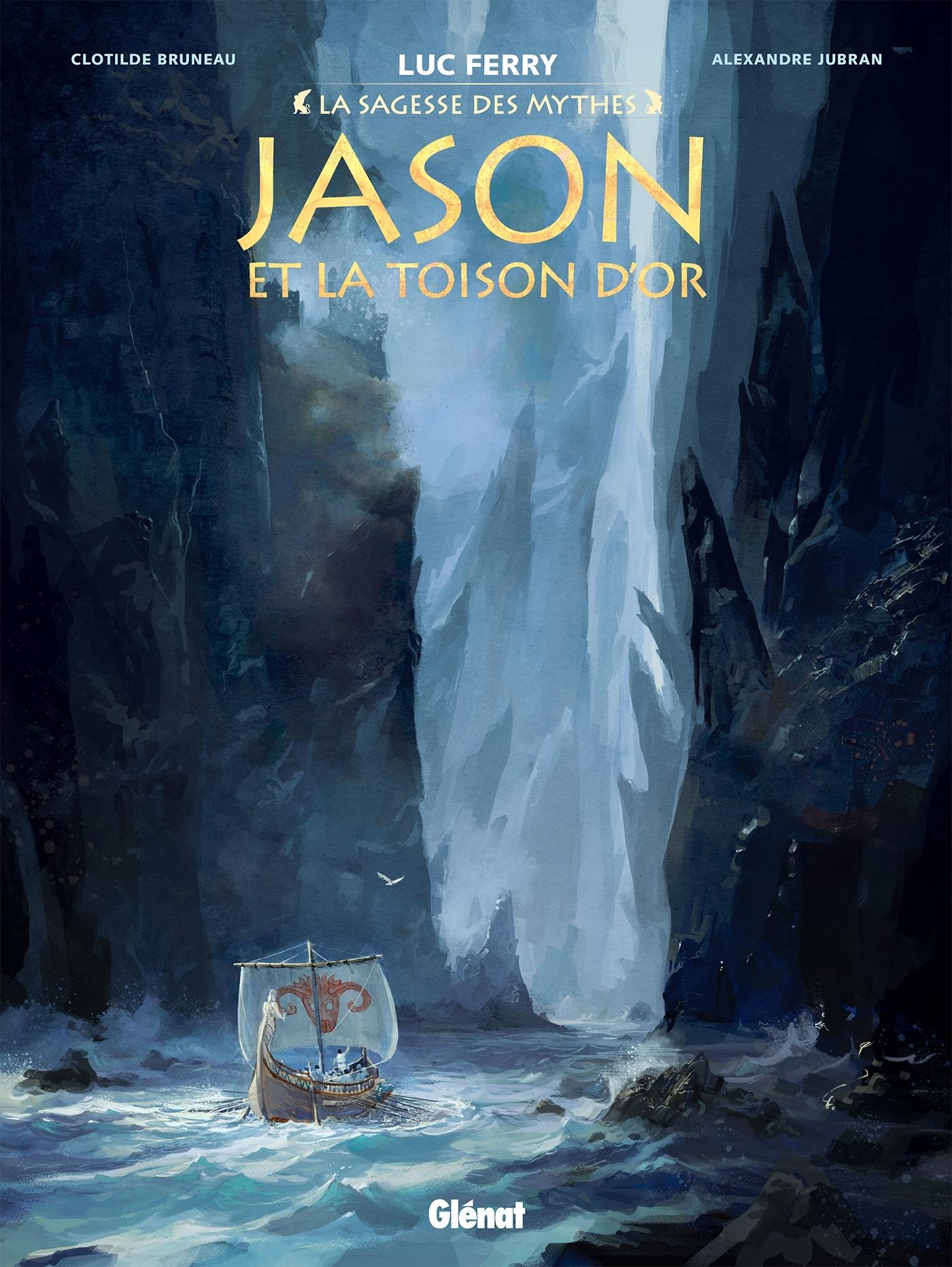 JASON ET LA TOISON D'OR - COFFRET TOMES 01 A 03
