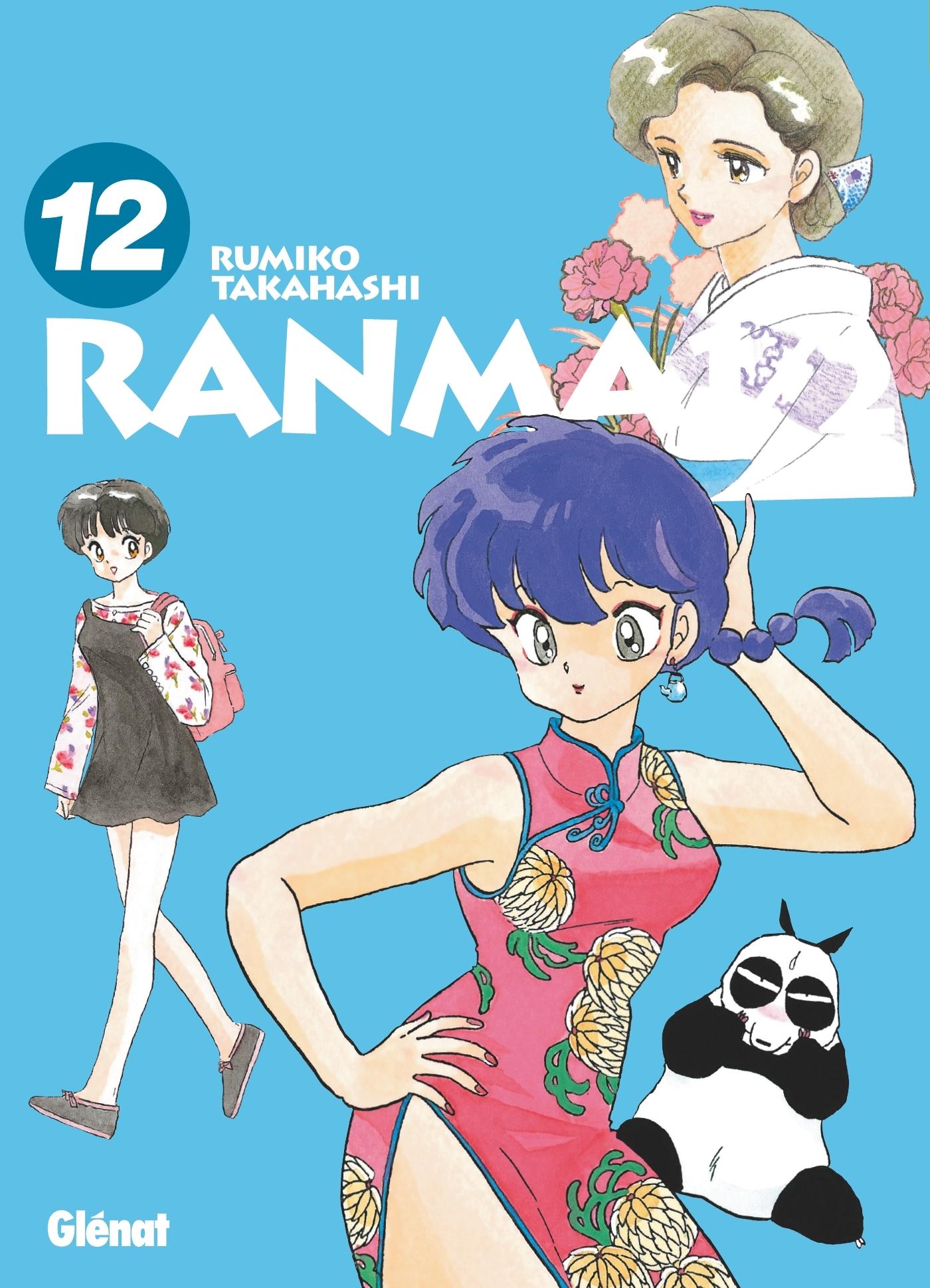 RANMA 1/2 - EDITION ORIGINALE - TOME 12
