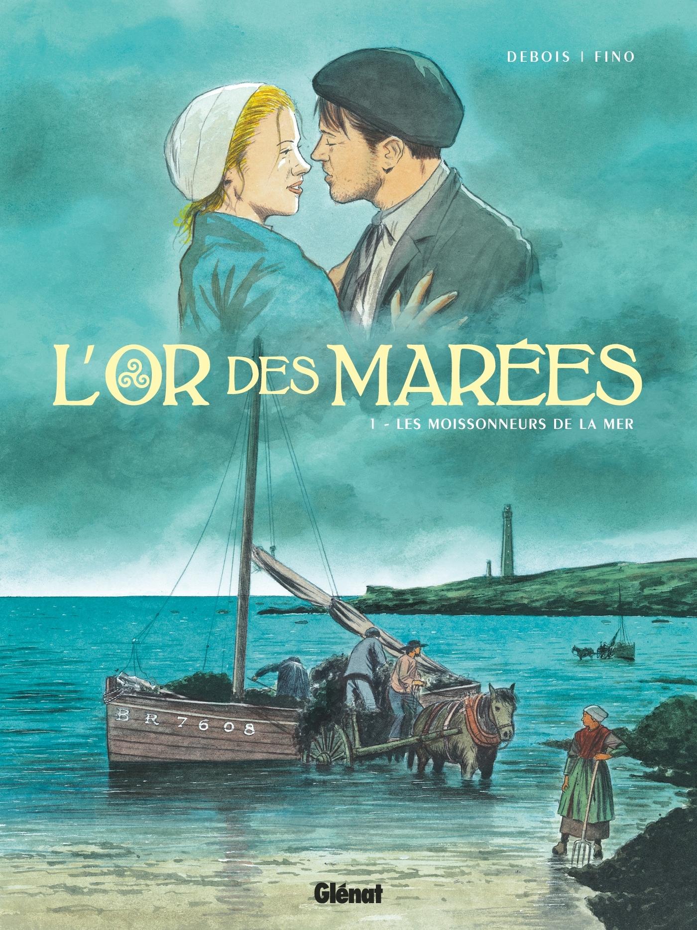 L'OR DES MAREES - TOME 01 - LES MOISSONNEURS DE LA MER