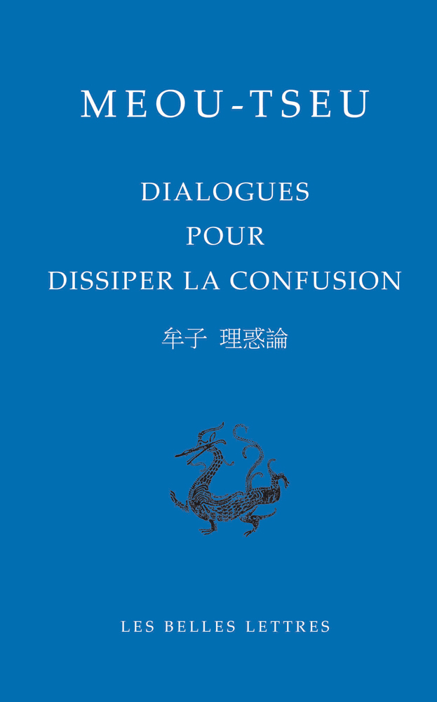 DIALOGUES POUR DISSIPER LA CONFUSION - BIBLIOTHEQUE CHINOISE