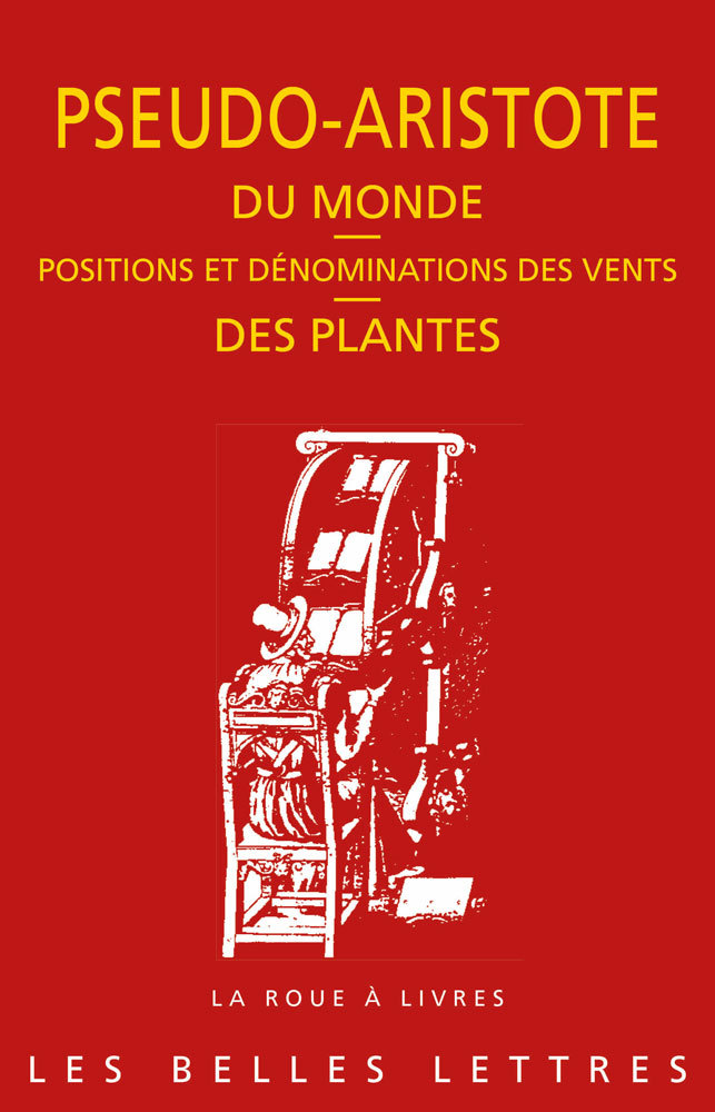 DU MONDE ; POSITIONS ET DENOMINATIONS DES VENTS ; DES PLANTES