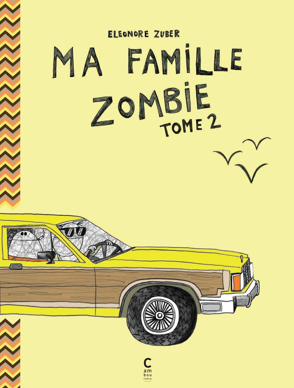 MA FAMILLE ZOMBIE VOL. 2