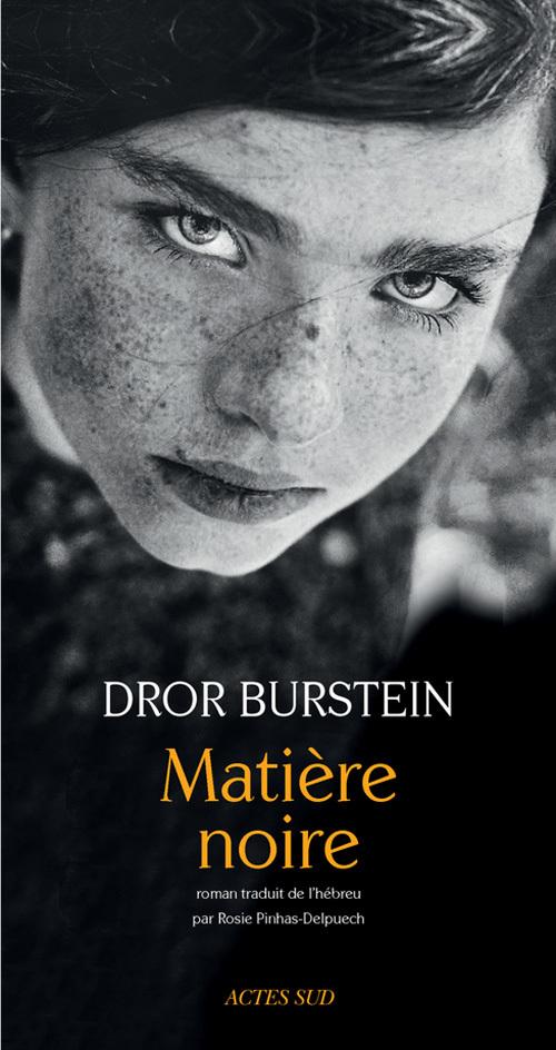 MATIERE NOIRE ROMAN