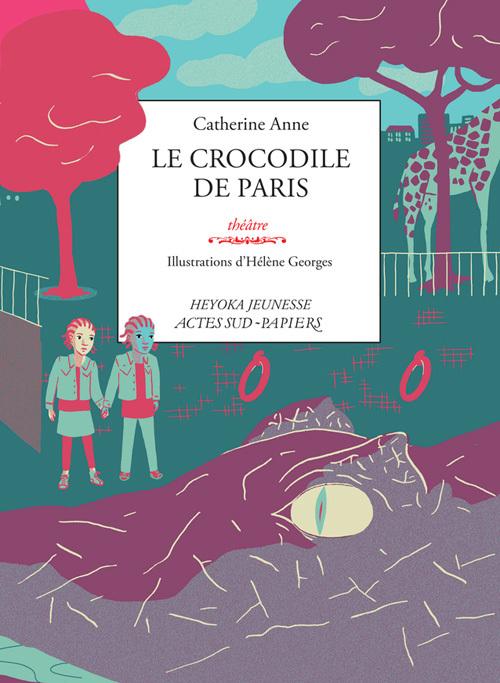 CROCODILE DE PARIS (NE) (LE)
