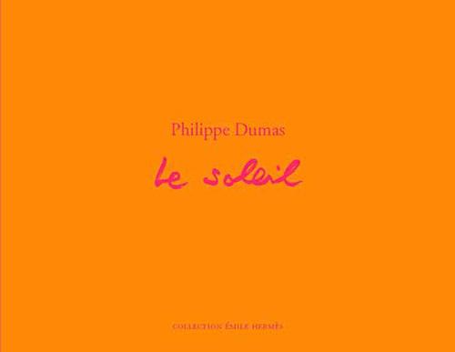 LE SOLEIL DANS LA COLLECTION H. MUSEE HERMES