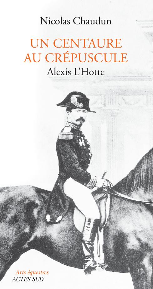 UN CENTAURE AU CREPUSCULE - ALEXIS L'HOTTE (1825-1904)