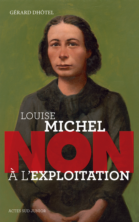 LOUISE MICHEL : NON A L'EXPLOITATION-(NE)