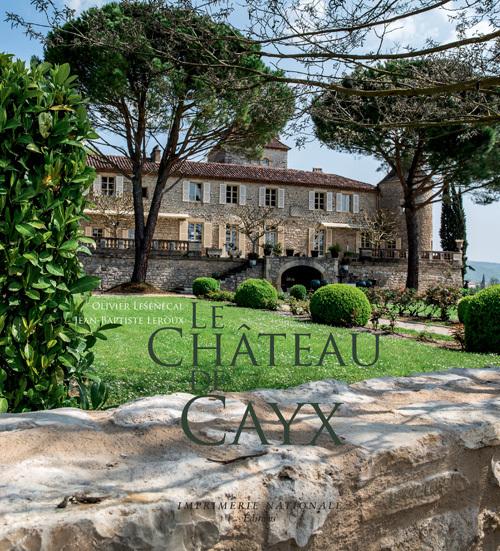 LE CHATEAU DE CAYX