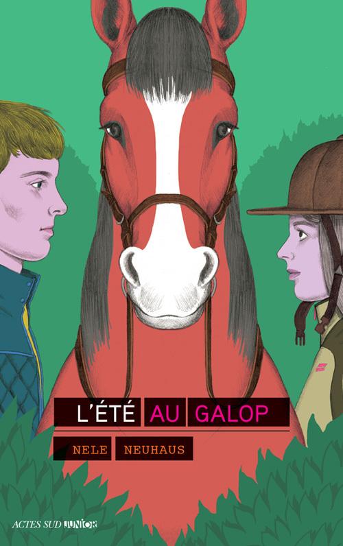 L'ETE AU GALOP