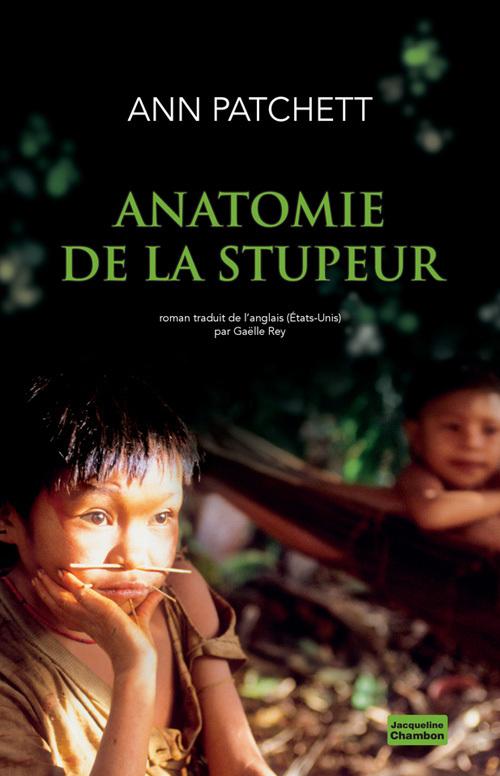 ANATOMIE DE LA STUPEUR ROMAN