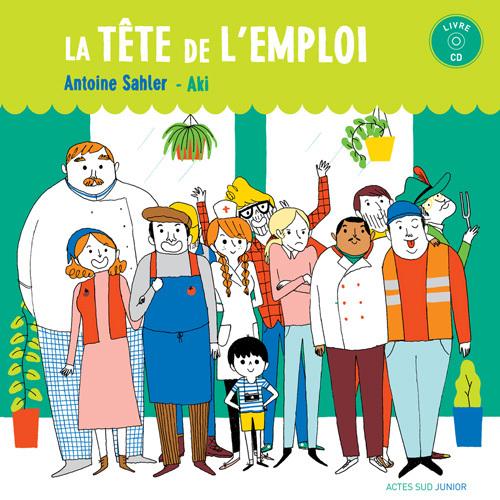 LA TETE DE L'EMPLOI + CD