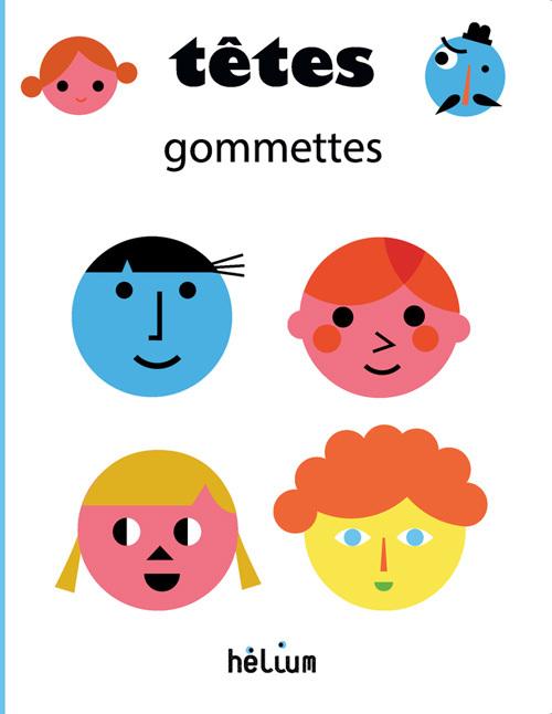 TETES GOMMETTES