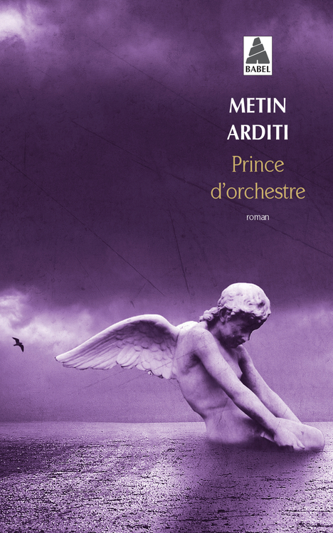 PRINCE D'ORCHESTRE ROMAN