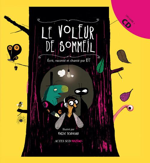 VOLEUR DE SOMMEIL (LE) + CD
