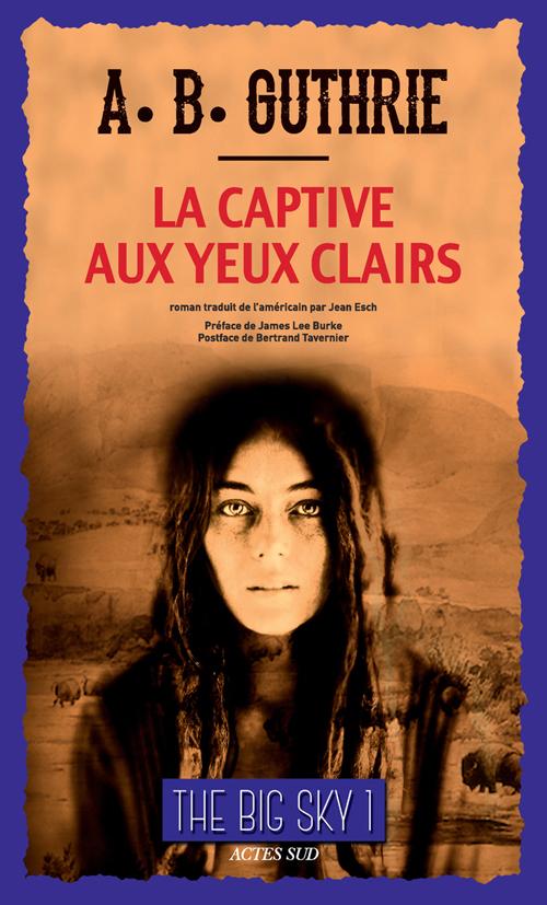 LA CAPTIVE AUX YEUX CLAIRS ROMAN