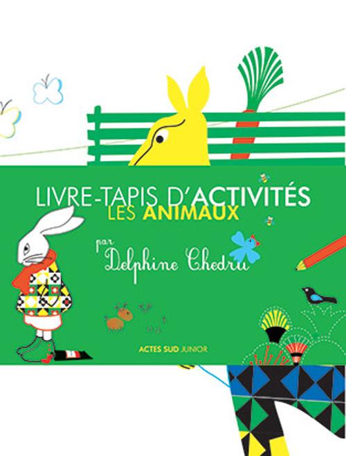 LIVRE-TAPIS DES ANIMAUX (LE)