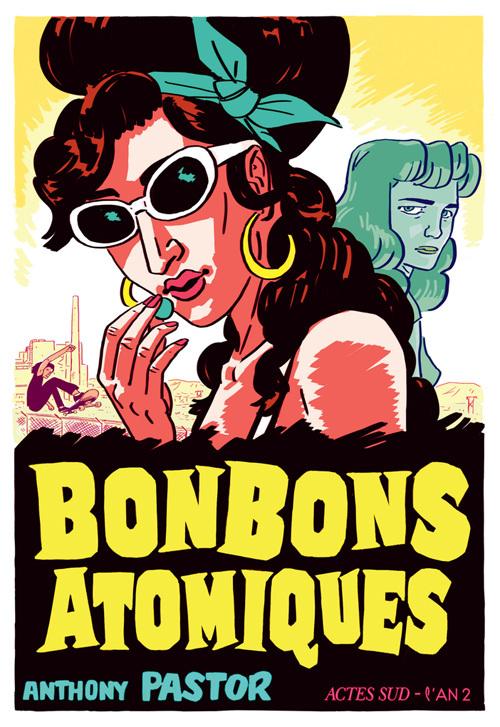 BONBONS ATOMIQUES